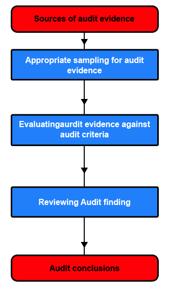 collecting and verifying audit evidence